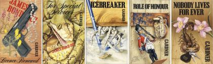 John Gardner continuation novels