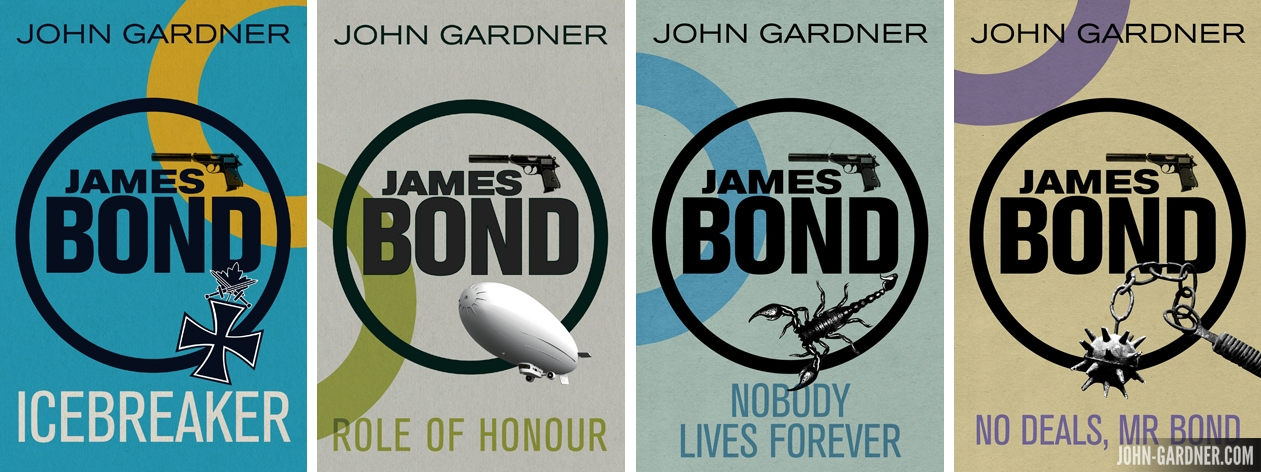 Role of Honour, Nobody Lives Forever, No Deals Mr Bond